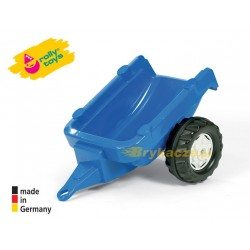 Rolly Toys Przyczepa KID niebieska