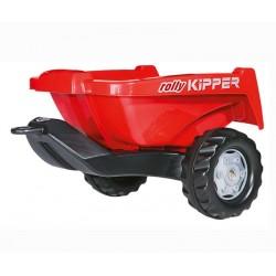 Rolly Toys Przyczepa czerwona Rolly Kipper do traktora