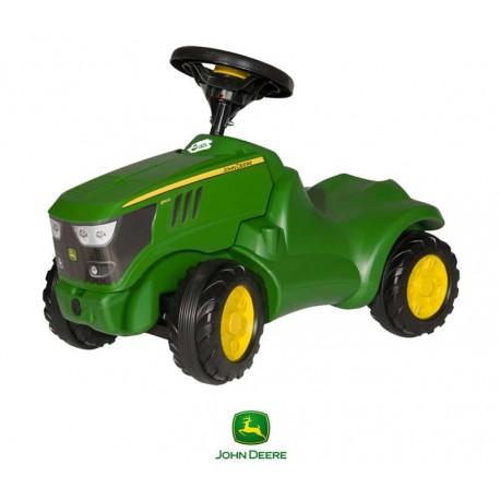Rolly Toys Jeździk John Deere Traktor Klakson Ciche Koła
