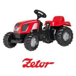 Rolly Toys traktor kid ZETOR 2-5 lat