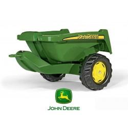 Rolly Toys rollyTrailer Przyczepa Rolly Kipper do traktora John Deere