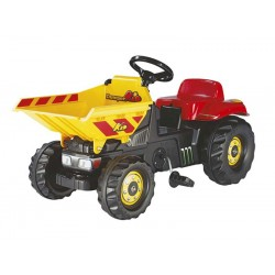 Rolly Toys Traktor na pedały Kid Dumper