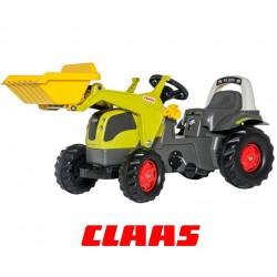 Rolly Toys Traktor na pedały CLAAS + łyżka